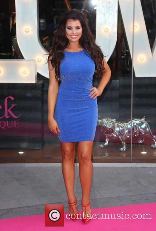 jessica wright ricky rayment jessica wright pop up boutique 3817809