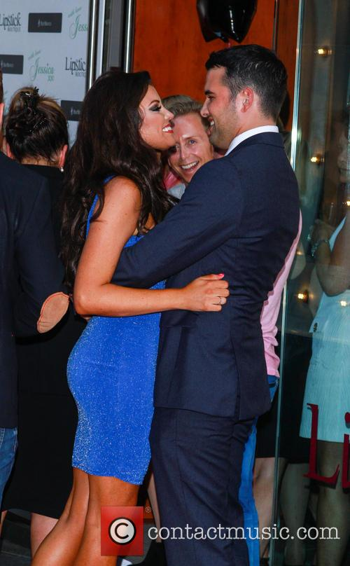 Jessica Wright and Ricky Rayment 1