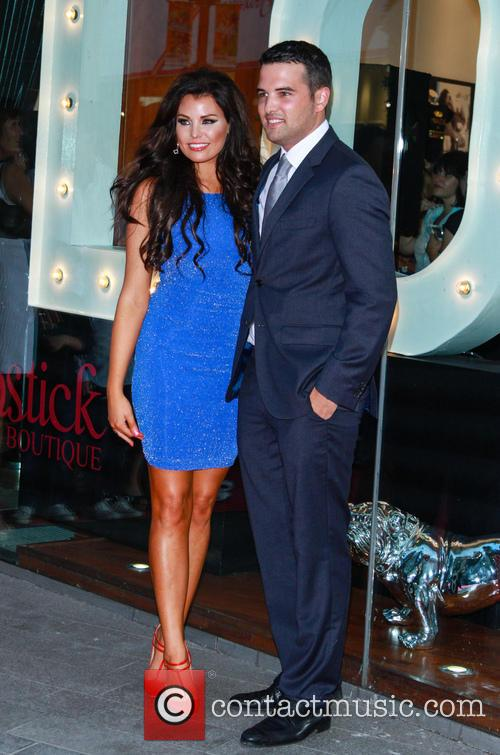 Jessica Wright and Ricky Rayment 14