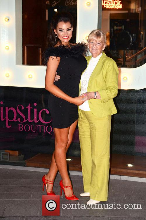 Jessica Wright pop-up boutique launch