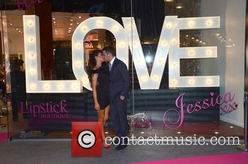 Jessica Wright and Ricky Rayment 15