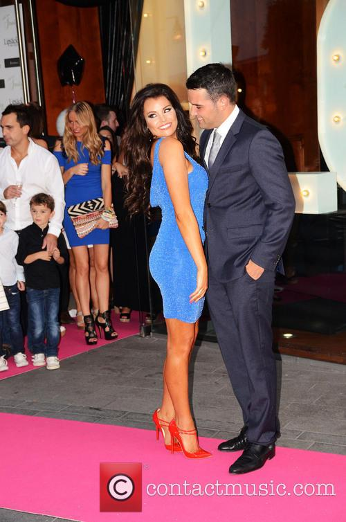 Jessica Wright and Ricky Rayment 16