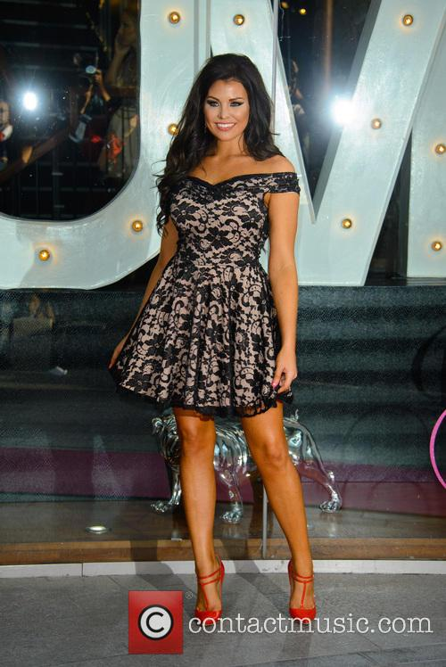 Jessica Wright launches pop-up boutique
