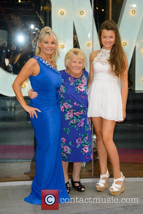 Jessica Wright, Carol Wright, Nanny Pat and Natalia Wright 6