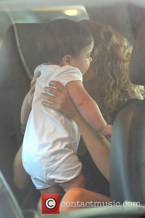 Shakira and Milan Pique Mebarak 16