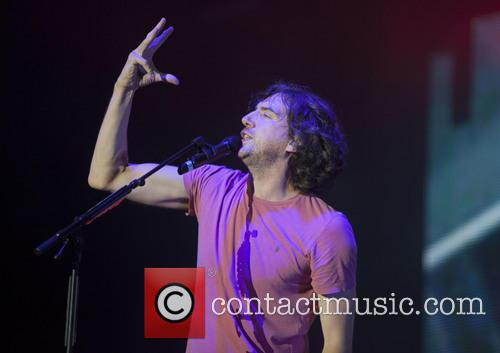 Gary Lightbody and Snow Patrol 10