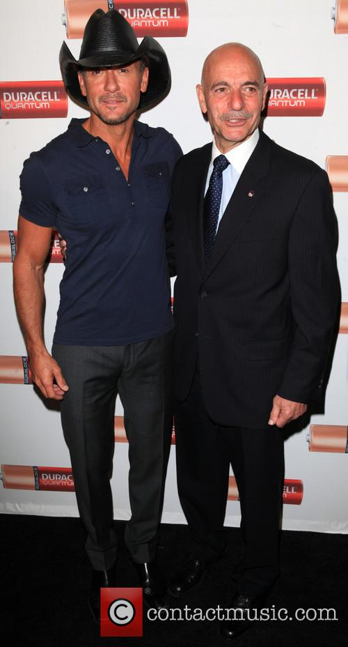 Tim Mcgraw and Salvatore J. Cassano 5