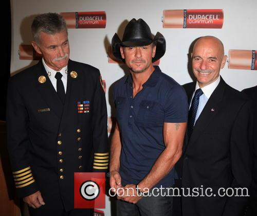 Tim Mcgraw and Salvatore J. Cassano 11