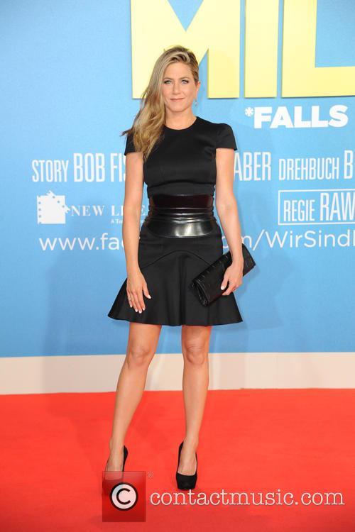 Jennifer Aniston, Sony Center