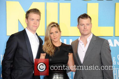 Will Poulter, Jennifer Aniston, Rawson Marshall Thurber, Sony Center
