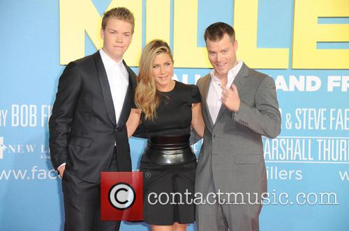Will Poulter, Jennifer Aniston and Rawson Marshall Thurber 6