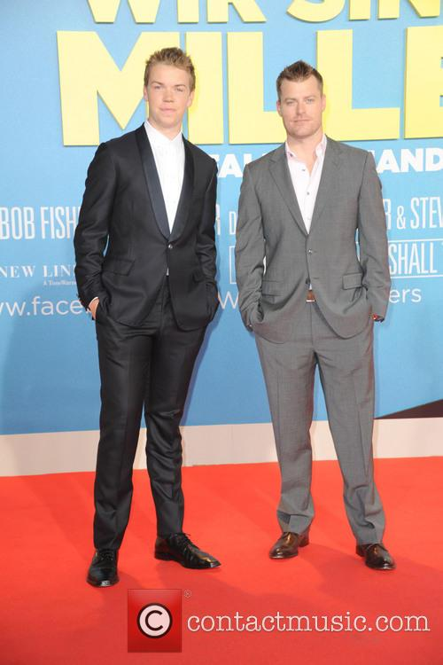 Will Poulter and Rawson Marshall Thurber 1