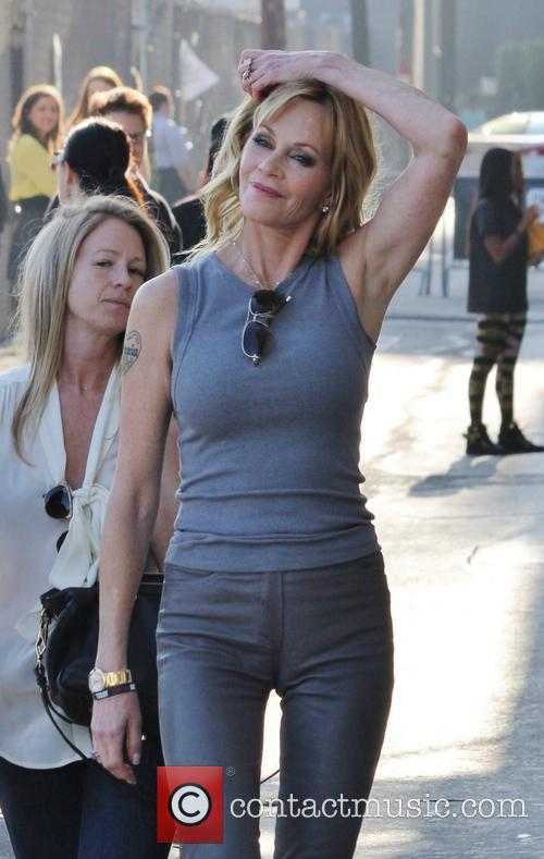 Melanie Griffith, Jimmy Kimmel Live