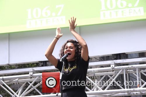 Ariana DeBose, Bryant Park
