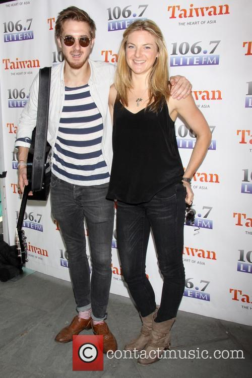 Arthur Darvill and Joanna Christie 2