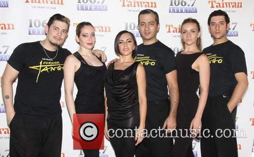 Cast Of Forever Tango 1