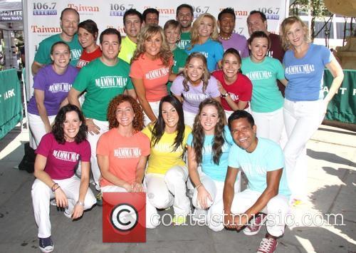 Cast Of Mamma Mia! 4