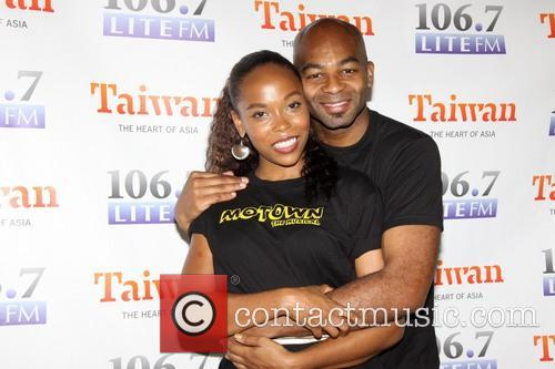 Dionne Figgins and Brandon Victor Dixon 1