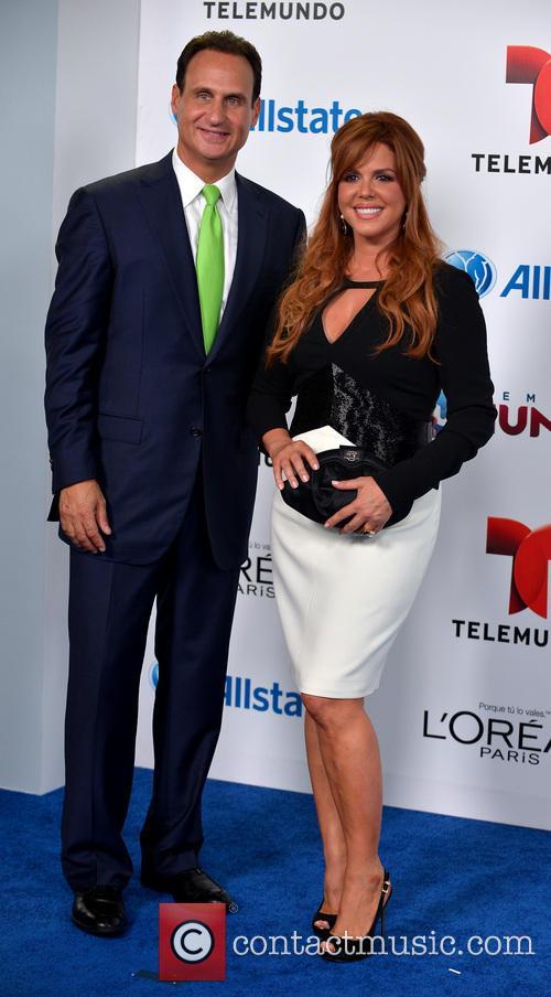 Jose Diaz-balart and Maria Celeste Arraras 1