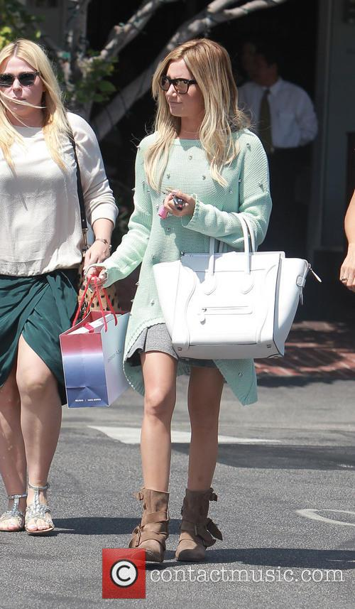ashley tisdale ashley tisdale shopping with friends 3816090