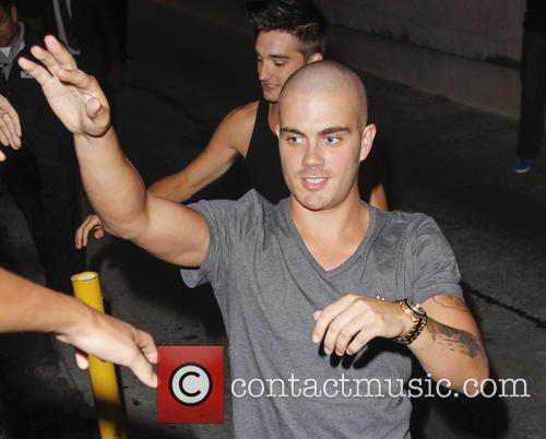The Wanted and Max George 10