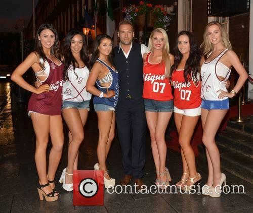 Calum Best and Models 8
