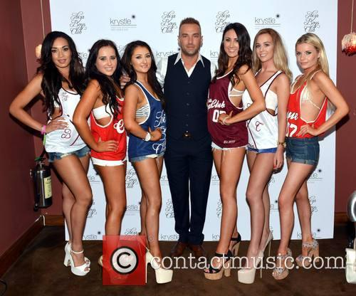 Ella Goodwin, Ciara Kelly, Lorna Spain, Calum Best, Megan Dunphy, Clare Doherty and Jane Lyons 2