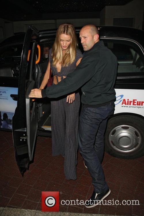 Rosie Huntington-Whiteley, Jason Statham