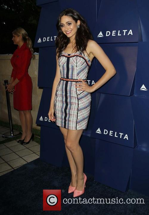 Emmy Rossum, Beverly Grove Drive