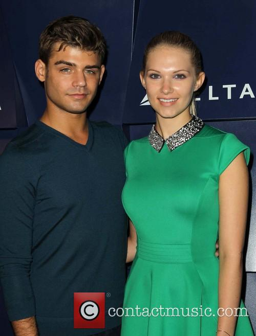 Garrett Clayton and Claudia Lee 4