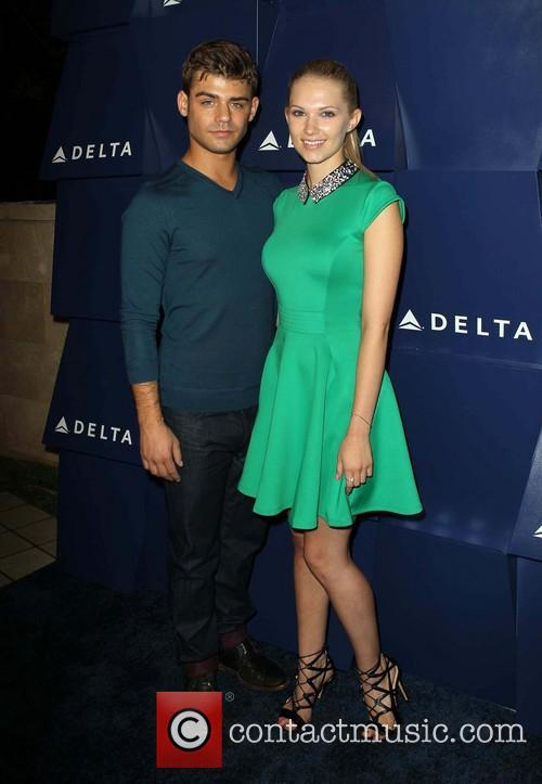 Garrett Clayton and Claudia Lee 6