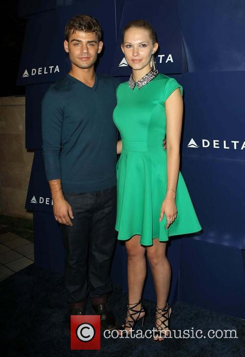 Garrett Clayton and Claudia Lee 8