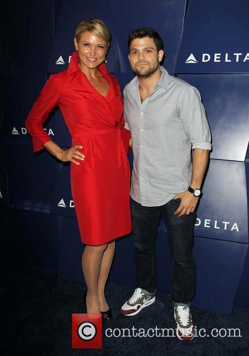 Jerry Ferrara and Delta Stewardess 8