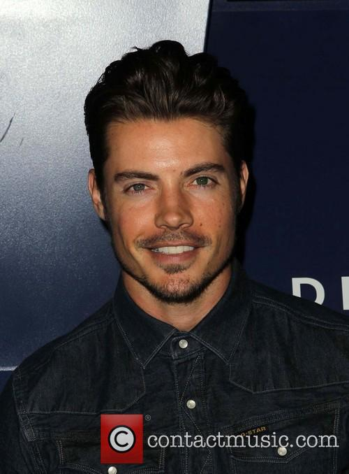 Celebration and Josh Henderson 1