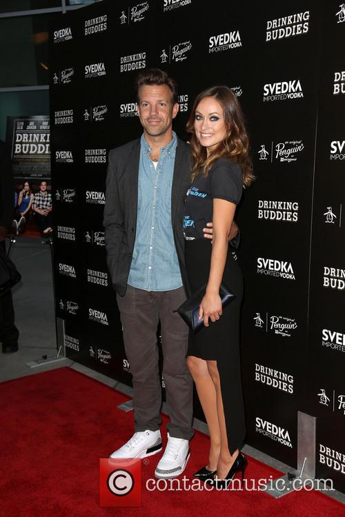 Jason Sudeikis and Olivia Wilde 8