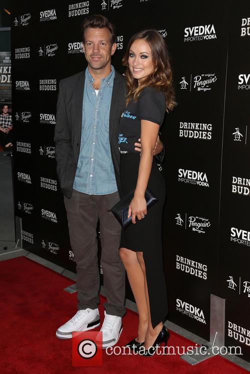Jason Sudeikis and Olivia Wilde 11