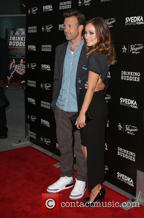 Jason Sudeikis and Olivia Wilde 11