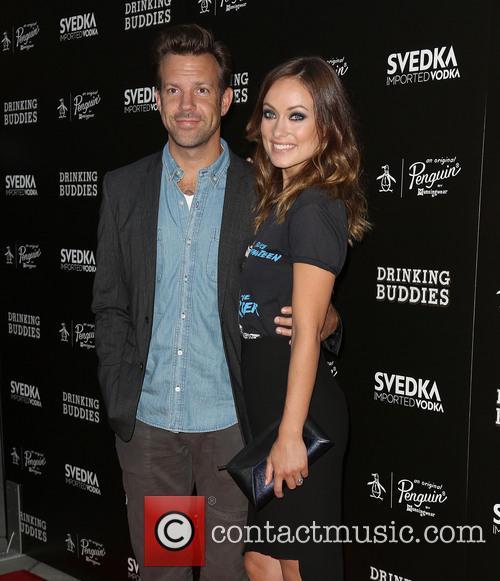 Jason Sudeikis and Olivia Wilde 12
