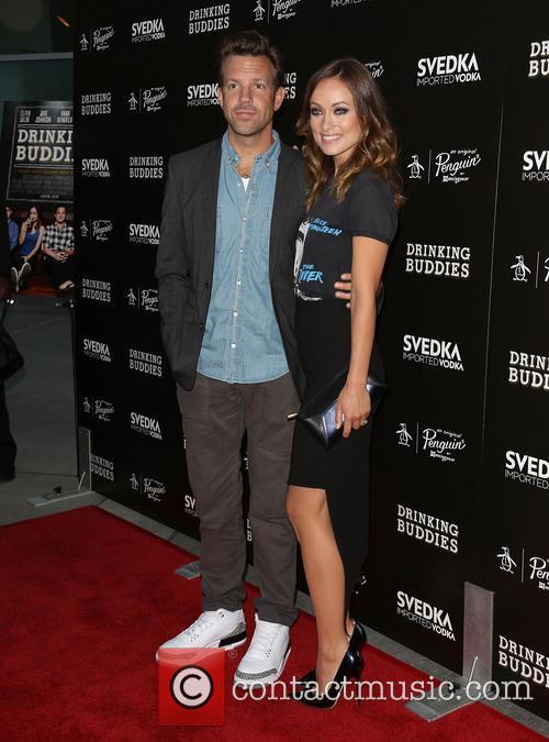 Jason Sudeikis and Olivia Wilde 13