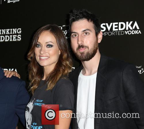 Olivia Wilde and Ti West
