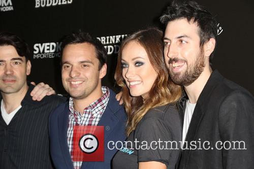Ron Livingston, Jake Johnson, Olivia Wilde and Ti West 2