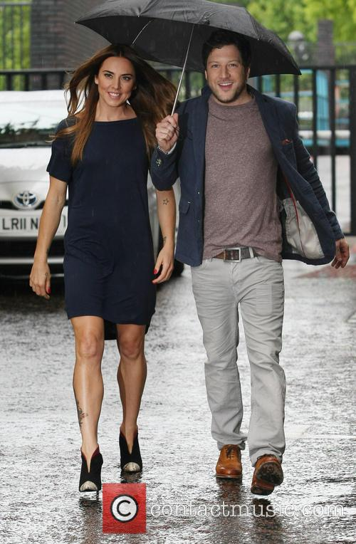 Mel C and Matt Cardle 3