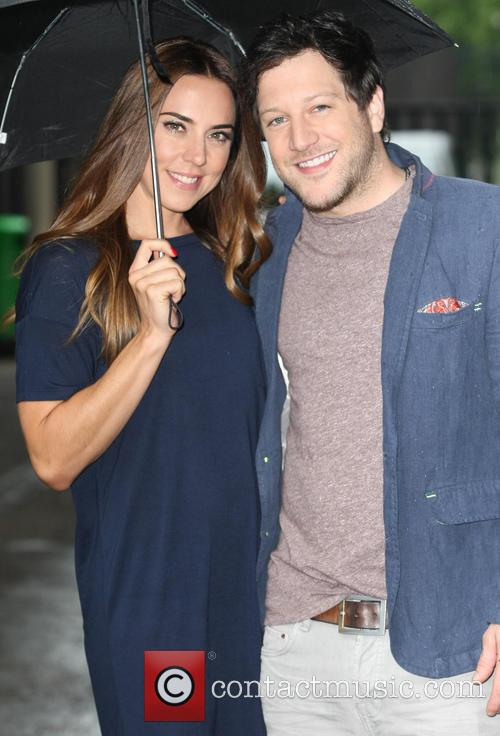 Mel C and Matt Cardle 4