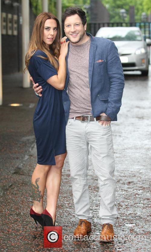 Mel C and Matt Cardle 5