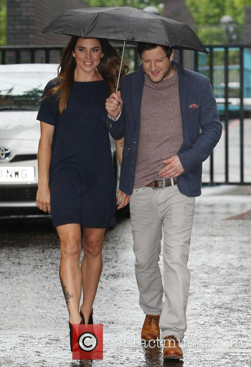 mel c matt cardle mel c leaving the 3819186