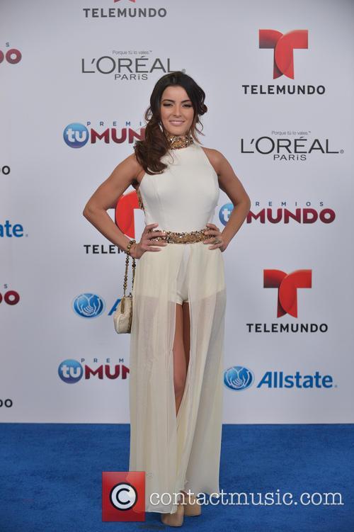 Daniela Navarro, American Airlines Arena
