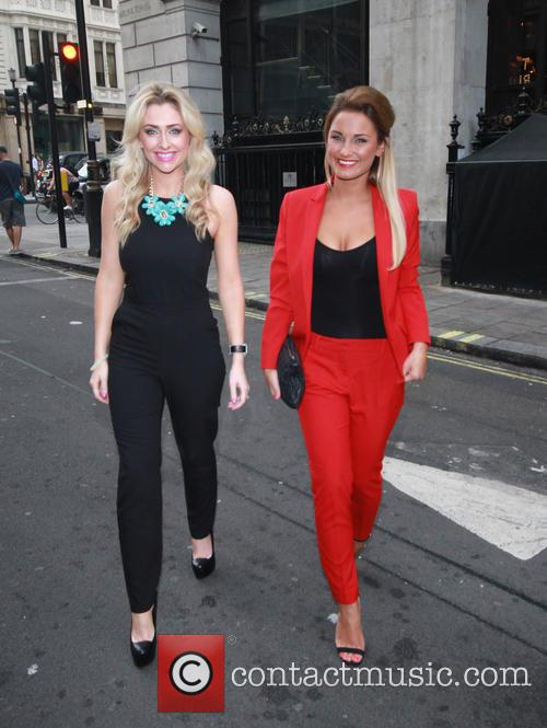 Sam Faiers and Gemma Merna 7