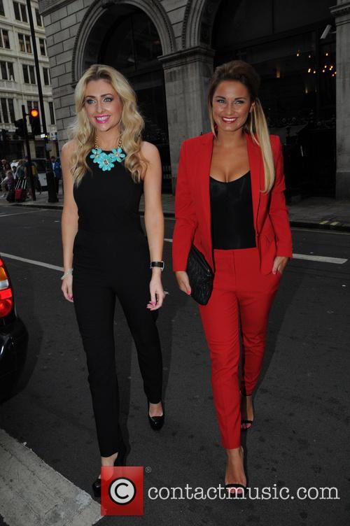 Gemma Merna and Sam Faiers 2