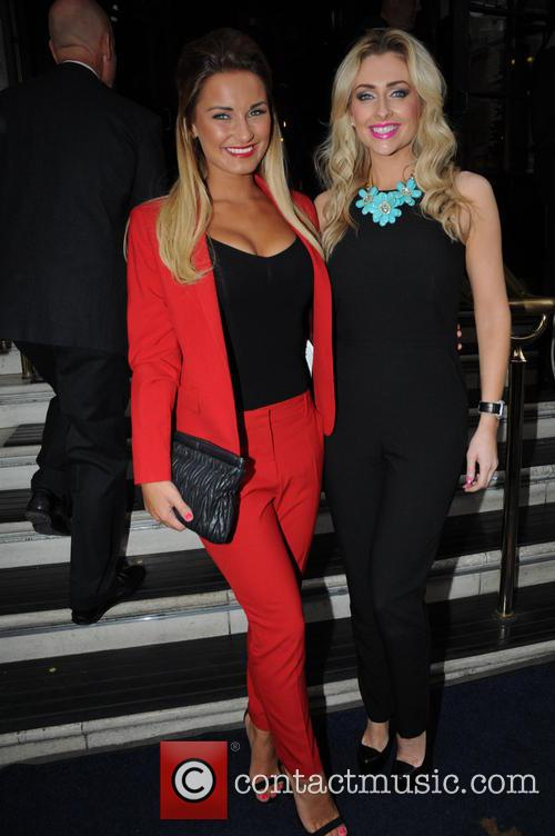 Gemma Merna and Sam Faiers 3