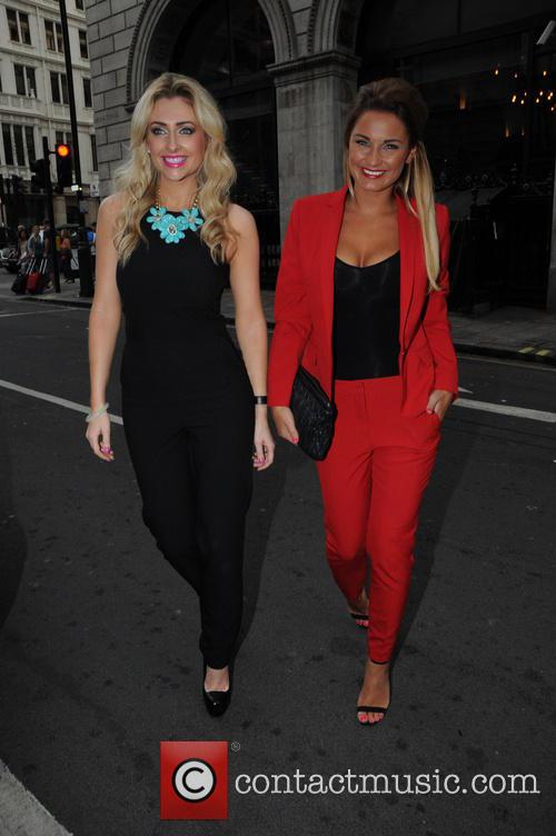 Gemma Merna and Sam Faiers 1